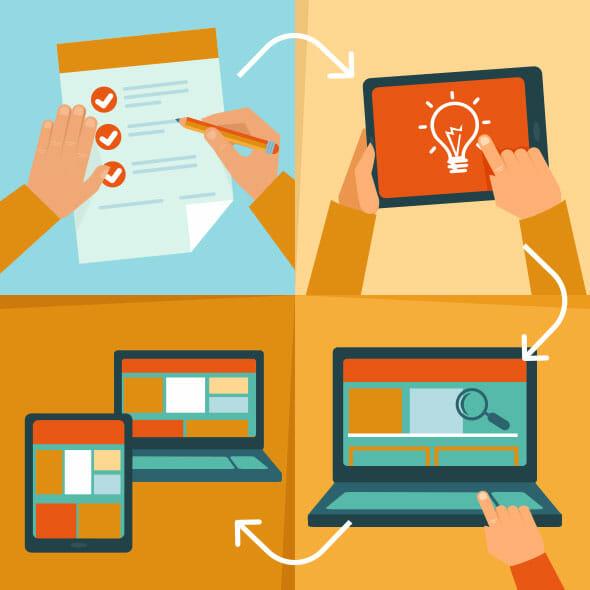 front-end-web-design-process