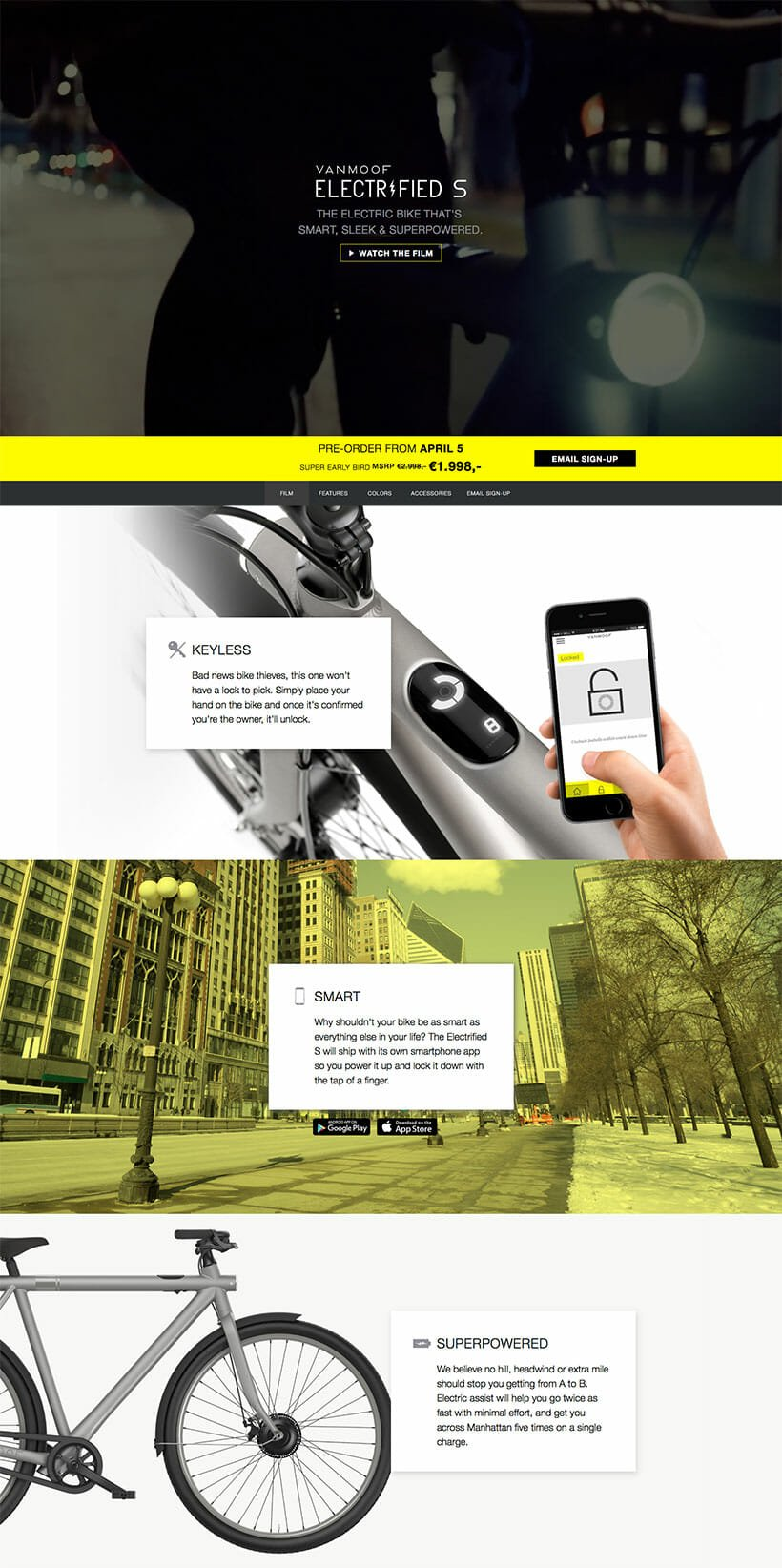 google-self-driving-bike-vanmoof-electrified